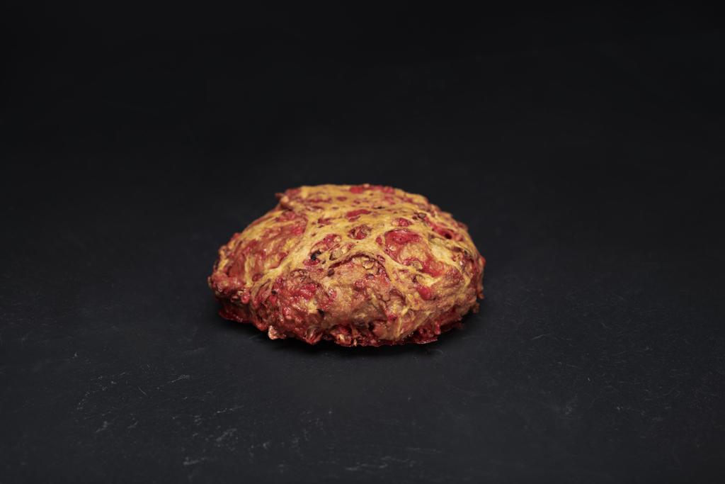 photo d'une brioche à la praline chez L&G atelier gourmand boulangerie Lyon 6
